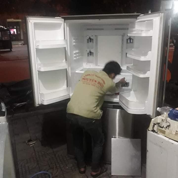 nạp ga tủ lạnh