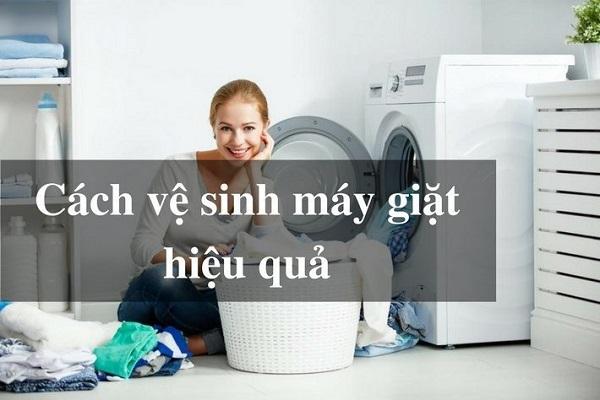 vệ sinh máy giặt tại nhà Đà Nẵng