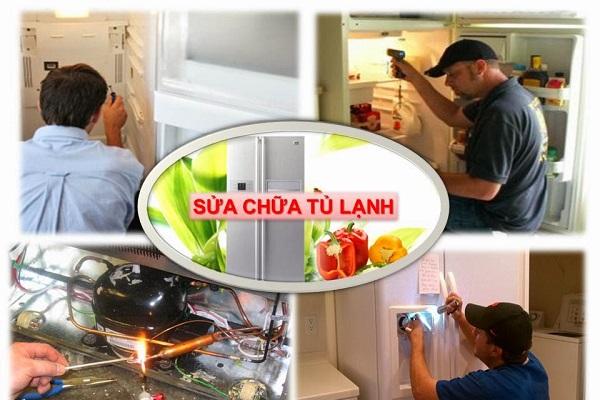 sửa tủ lạnh tại quận sơn trà