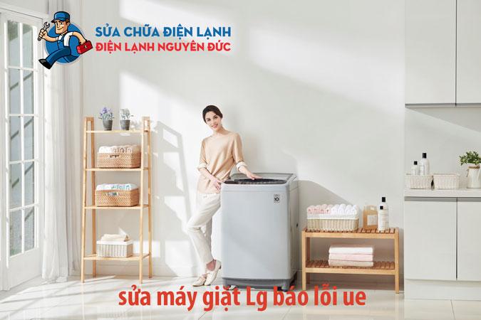 Lỗi UE của máy giặt LG là lỗi gì dienlanhnguyenduc